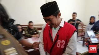 ASN Terdakwa Rasisme Mahasiswa Papua Divonis 5 Bulan Penjara