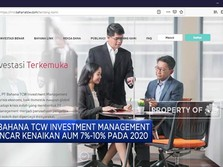 Bahana TCW Investment Management Incar Kenaikan AUM 10%