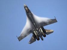 Seberapa Hebat Sukhoi Su-35 Rusia Sampai Prabowo Mau Beli?