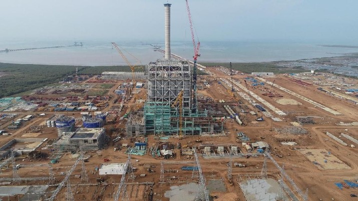 Konsorsium pembangkit listrik Cirebon Power terus memacu pembangunan PLTU Unit II (Cirebon Expansion) berkapasitas 1.000 MW.