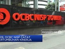 OCBC Nisp Catatkan Pertumbuhan Kinerja pada 2019