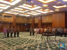 Sri Mulyani Lantik 3 Staf Ahli, Siapa Saja?