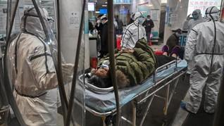 Korban Meninggal Akibat Virus Corona di China Jadi 803 Orang