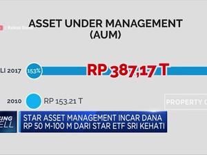 Star Investment Incar Dana Rp 100 M dari Star ETF Sri Kehati