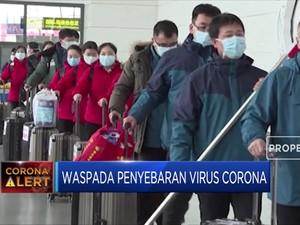 Ribuan Petugas Medis Atasi Virus Corona