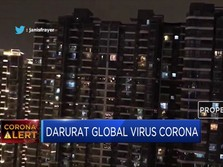 Infeksi Virus Corona Meluas, IHSG Terjun ke Bawah Level 6.000
