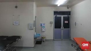 Dokter Handoko,Tenaga Medis Corona 80 Tahun Masuk ICU