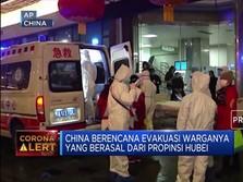 China Evakuasi Warganya dari Provinsi Hubei