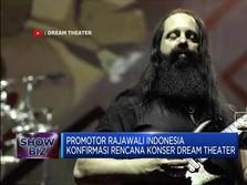 Dream Theater Siap Sapa Jakarta pada April 2020