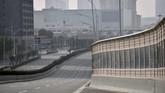 Wuhan adalah ibu kota provinsi Hubei, dan juga kota terbesar ketujuh di China.(AFP/HECTOR RETAMAL)