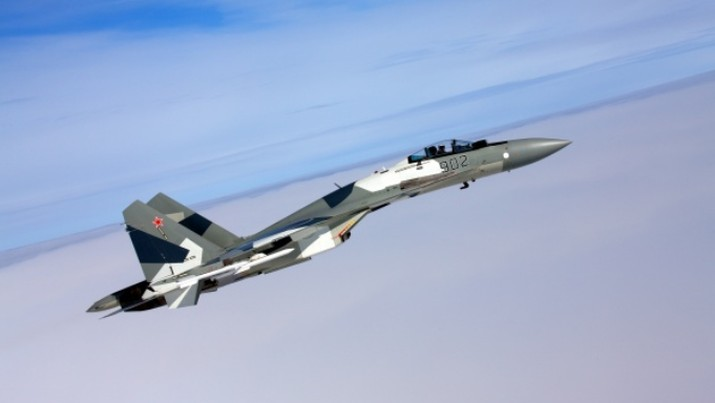 Melihat Lagi Kecanggihan Sukhoi Su-35 yang Mau Dibeli Prabowo