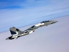 Gawat! Jet Tempur China Kembali Terbang di Langit Taiwan