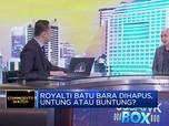 Royalti Dihapus, APBI: Ini Angin Segar di Industri Batu Bara