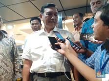 Dampak Corona, Luhut: Turis ke Bali Sepi, Manado Habis!