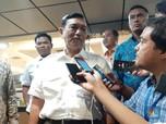 RI New Normal, Luhut Tegaskan Hilirisasi Tambang Jalan Terus