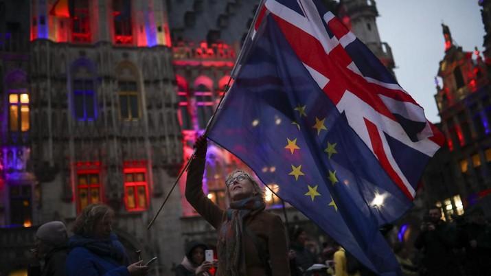 Banyak pekerjaan rumah ditinggalkan Brexit.