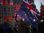 Membiru, Ini Penghormatan Belgia Saat Inggris Keluar Eropa