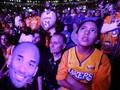 FOTO: Duka untuk Kobe Bryant Masih Terasa di Staples Center
