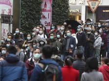 Penampakan Warga Hong Kong Berburu Masker Demi Hindari Corona