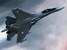 Ini Sederet Kecanggihan Sukhoi Su-35 yang Mau Dibeli Prabowo