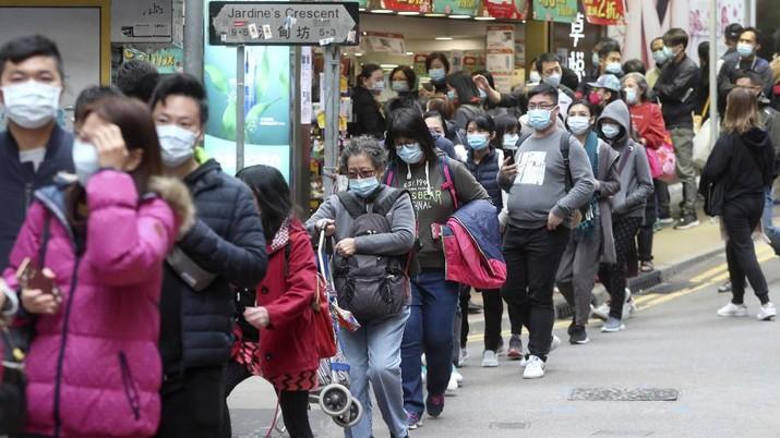 Corona virus jenis baru (2019-nCoV) yang ditemukan di kota Wuhan, China pada Desember lalu, semakin merajalela.