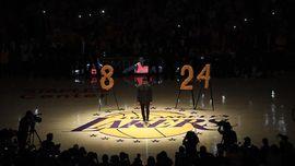 Usher dan Boyz II Men Kenang Kobe Bryant di Laga LA Lakers