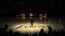 Penghormatan Terakhir untuk Kobe Bryant Digelar 24 Februari