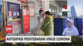 VIDEO: Antisipasi Penyebaran Virus Corona