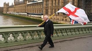 Pandemi Corona Picu Kenaikan Tingkat Kemiskinan di Inggris