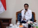 Jokowi Soal PP Bisa Ubah UU yang Salah Ketik: Nggak Mungkin!