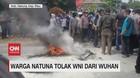VIDEO: Memanas, Warga Natuna Tolak WNI Dari Wuhan