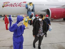 Evakuasi Corona, Istana Tegaskan Semua WNI dari Wuhan Sehat
