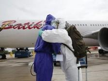 Usai Evakuasi WNI, Ini Langkah-langkah Pembersihan Batik Air