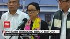 VIDEO: WNI dari Tiongkok Tiba di Natuna