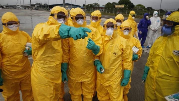 Kalau Anda merasa perang dagang AS-China adalah mimpi buruk, apa kabar virus corona?