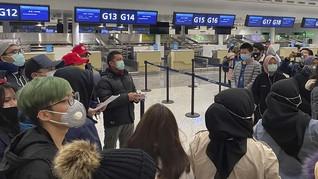 Cegah Corona Meluas, RI Tunda Bebas Visa bagi Warga Asing