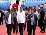 Jokowi Terbang ke Kalsel, Resmikan Bendungan Tapin