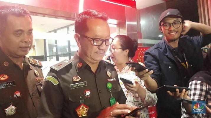 Kapuspenkum Hari Setiyono (CNBC Indonesia/Ferry Sandi)