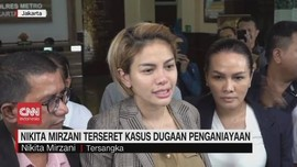 VIDEO: Nikita Mirzani Terseret Kasus Dugaan Penganiayaan