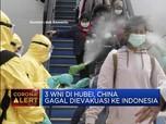 3 WNI di Hubei Gagal Dievakuasi ke Indonesia