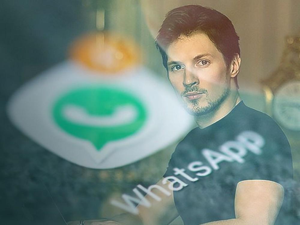 WhatsApp Mudah Dibajak & Kritik Tajam Bos Telegram