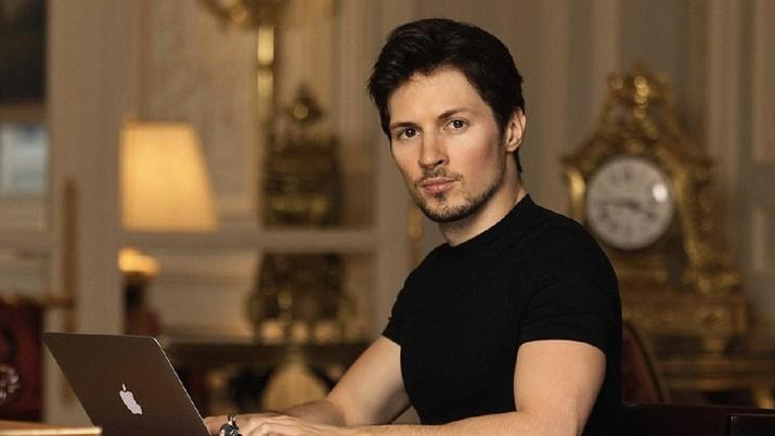 Bos Telegram Pavel Durov (Instagram/Durov)
