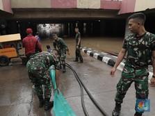 Banjir Underpass Kemayoran & Perselisihan Istana-Anies