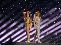 Dundas dan Versace, 'Otak' Keseksian Shakira-JLo di Superbowl