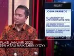 Inflasi Januari 0,39%, Ekonom: Ini Masih Sesuai Pola Musiman