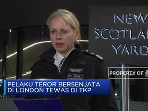 Insiden Penusukan di London, 3 Orang Terluka