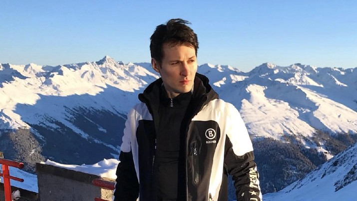 CEO Telegram Pavel Durov mengomentari pernyataan WhatsApp yang menyebut aplikasi chatting ini tak salah dalam kasus pembobolan iPhone X milik Jeff Bezos.