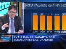 Ekonom BNI Proyeksi Inflasi Januari 2020 di Level 0,42% (mtm)
