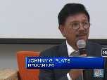 Johnny Plate: Data Center Google Meluncur 24 Juni 2020 di RI