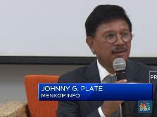 Johnny Plate: Data Center Google Meluncur 24 Juni 2020 di RI